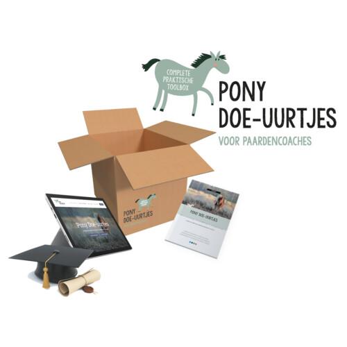 Verdiepingsmodule Pony Doe-uurtjes